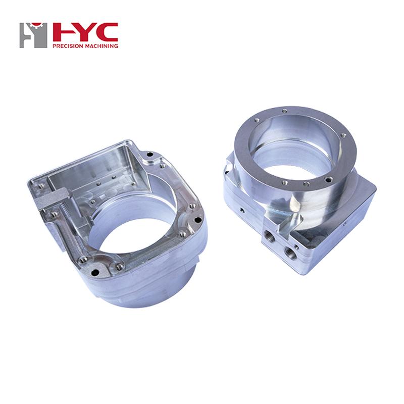 Cnc Aluminum Machining