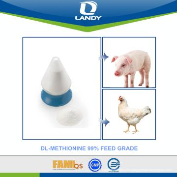 DL-METHIONINE 99% FEED-GRADE