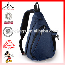 Sling Bag sac à dos sac à dos polyvalent pour hommes et femmes