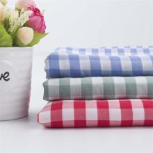 Tissu de tissu tissé d'acétate Tissu de plaques teint par fil