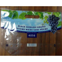 V-shaped Vented Grape Bags