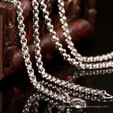 Fashion Stainless Steel Chain Necklace for Floating Locket (NC13-18)