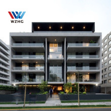 Commercial building prefabricated steel structure apartment