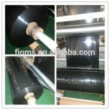 clear 2mm hdpe constructiion film