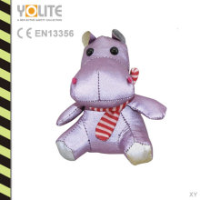 Reflective Hippo Toy with CE En13356