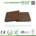 Hochwertiges WPC-Bodenbelag-Brett im Freien, Co-Extrudieren-Decking-zusammengesetzter Boden, Capstock-Decking