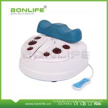 2014 neue elektromagnetische Welle Puls Infrarot Vending vibrierende elektrische Vibration Fußmassagegerät