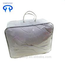 Quilt or Blanket Zipper Package PVC Bag