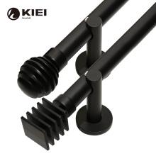 KYOK 2021 new style simple black curtain pole rod