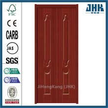 JHK Hot Sale Solid Wood Veneer Door