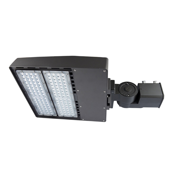 125lm/w 150w Dimmable LED Shoe Box Light