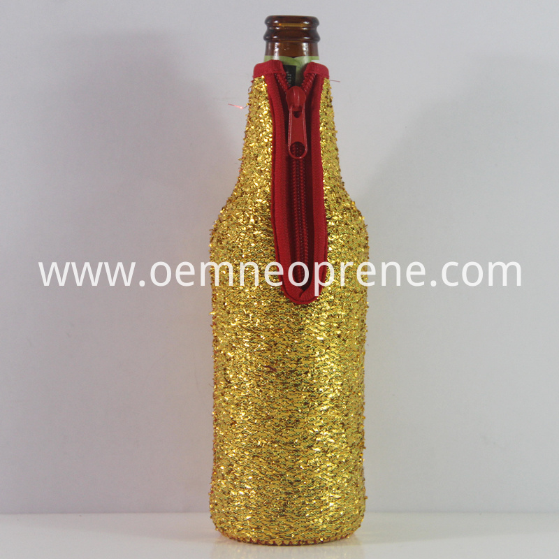 glitter bottle holders