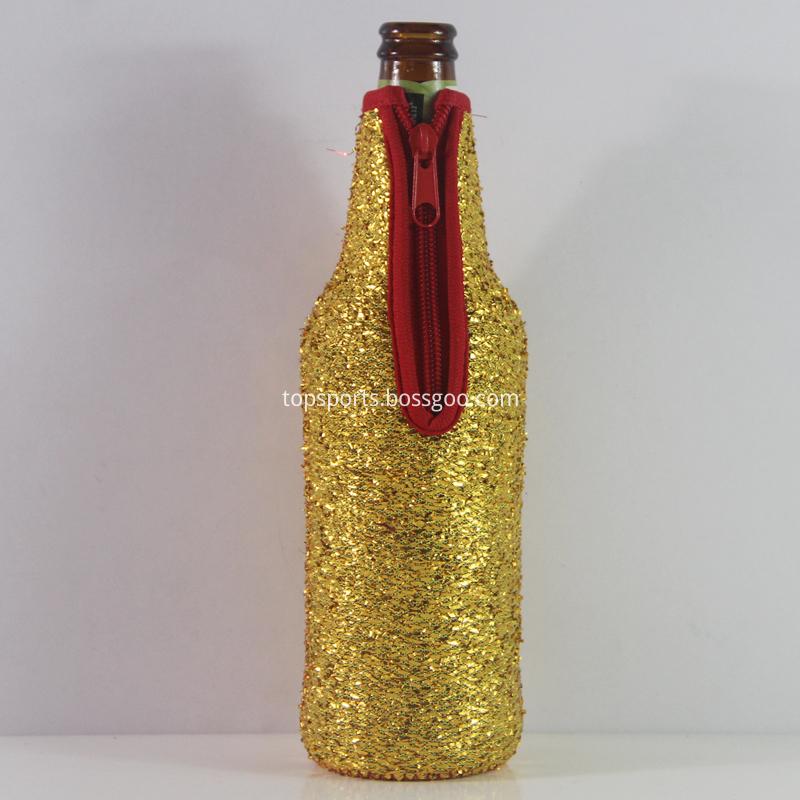 glitter bottle holders