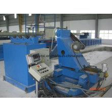 Máquina de Enrolamento para Produção de Tubos FRP