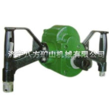ZQS-35/1.6S pneumatic hand-held drilling rig
