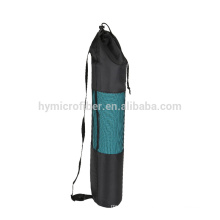 Custom logo durable nylon yoga mat bag for women
