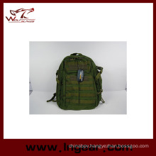 Nylon Outdoor Sport Military Waterproof School Backpack Fashion Bag 023# Od