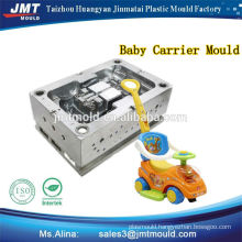 plastic injection toys car mould for baby carrier maker