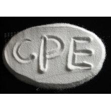 CPE rubber for PVC,PE ,PP,ABS,EVA