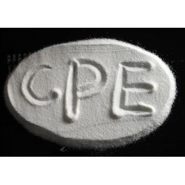 CPE de borracha para PVC, PE, PP, ABS, EVA