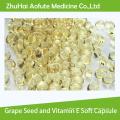 Grappe de raisin et vitamine E Soft Capsule