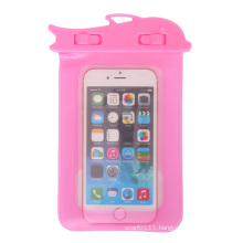 Lovely Cute Dolphin ABS Lock Waterproof Mobile Phone Case (YKY7256)
