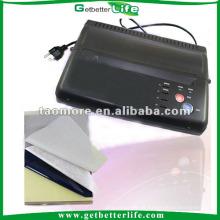 Impressora de transferência térmica de tatuagem de alta qualidade Getbetterlife, estêncil do tatuagem máquina copiadora