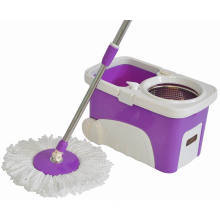 Washable Magic Spin Mop Set