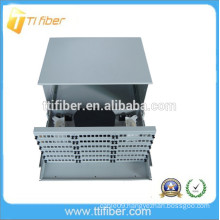 High quality 144 Port Rack Mounted fiber ODF without adapter Made in China
