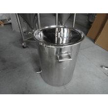 Tanque de água sanitária de aço inoxidável