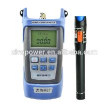 Комплекты инструментов FTTH с волоконно-оптическим измерителем мощности и визуальным локатором повреждений VFL10-30mw