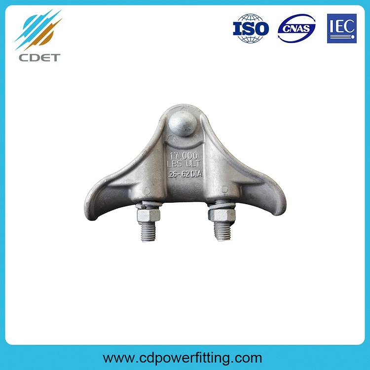 Aluminum Alloy Suspension Clamp for Pole Line