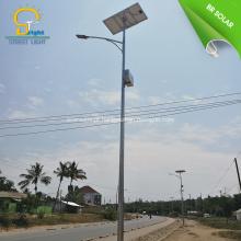Iluminação solar LED moderna