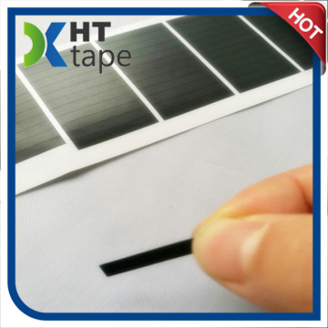0.09mm Black Pet with Adhesive Tape