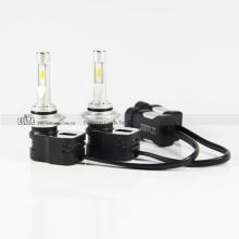 9005 Single Beam Turbine Lüfter T5 22W Super Bright Scheinwerfer LED einfach installieren Kit für Auto