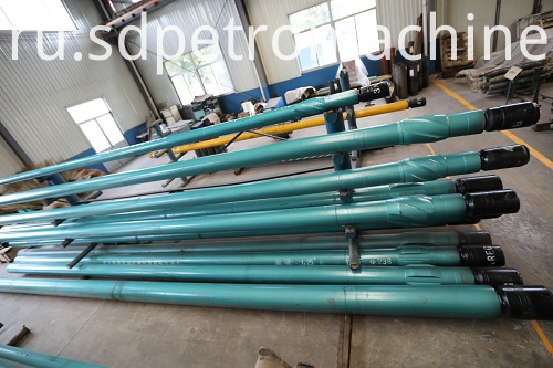 Downhole Motor Used For Drilling