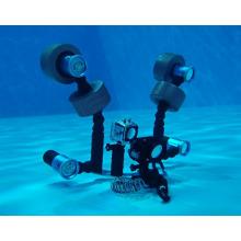 Underwater 2600 Lumen Scuba GoPro Camera Video Lighting Set