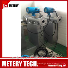 gasoline flow meter coriolis Metery Tech.China