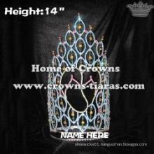 14inch Height Slipper Beach Summer Pageant Crowns