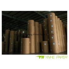 Fournisseur fiable de papier de panneau enduit par argile forte de stifness