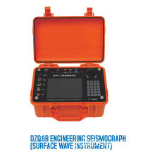 DZQ Series Seismic Survey By Refraction Method