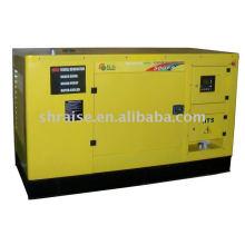 Générateur diesel silencieux refroidi à l'eau avec ATS interne