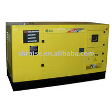 Water-cooled Silent Diesel Generator with internal ATS