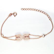 Браслеты ювелирных изделий стерлингового серебра 925 способа (K-1756. JPG)