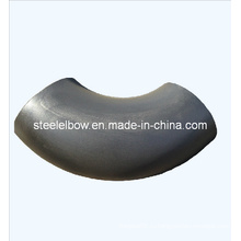Кованые бесшовные стыковой сварной углерода сталь локоть