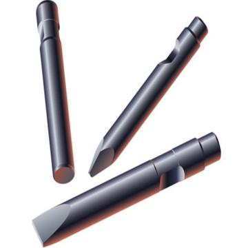 pièces d'excavatrice msb ms600 ciseau hydraulique de brise-roche ms600