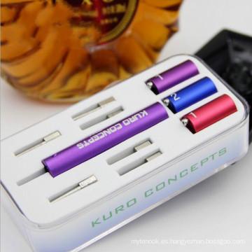 Kuro Koiler Universal Herramientas 6 en 1 Kits Coil Jig Coiler Bobinador Builing Calentador Wick Tool para DIY Rda Ecig