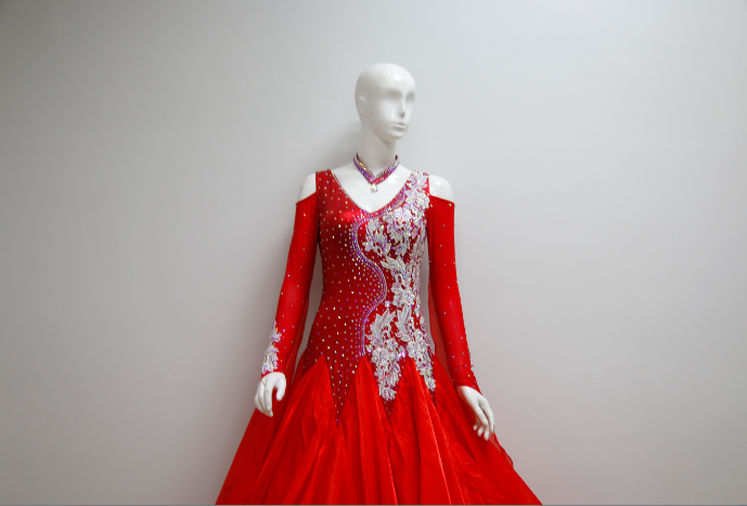 Ballroom Dance Costumes For Womens