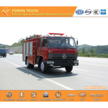 Dongfeng 4x2 Water Fire Tank Truck