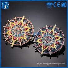 épingle à épaule usine hight qualité personnalisée émaillée douce spinners